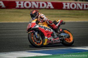 """MotoGP   Test IRTA Thailandia Day 3: Marquez, """"Sono molto contento di quello che abbiamo fatto"""""""
