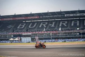 MotoGP   Test IRTA Thailandia Day 3: Pedrosa svetta, disperse le Yamaha e Lorenzo