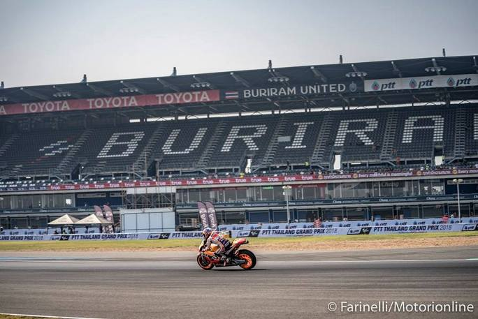 MotoGP | Test IRTA Thailandia Day 3: Pedrosa svetta, disperse le Yamaha e Lorenzo