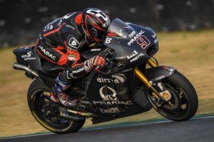 "MotoGP | Test IRTA Thailandia Day 1: Petrucci, ""La pista mi è piaciuta subito"""