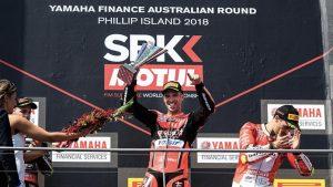 Superbike|Yamaha Finance Australian Round, Gara2: le dichiarazioni dei protagonisti