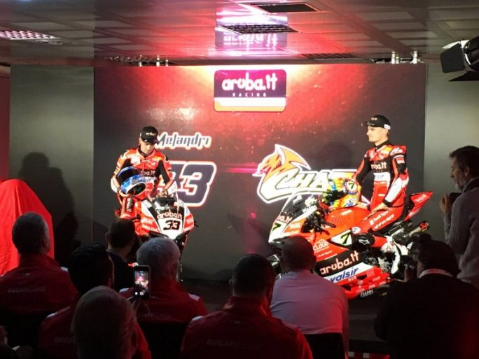 SBK | Aruba Racing Ducati svela le sue armi