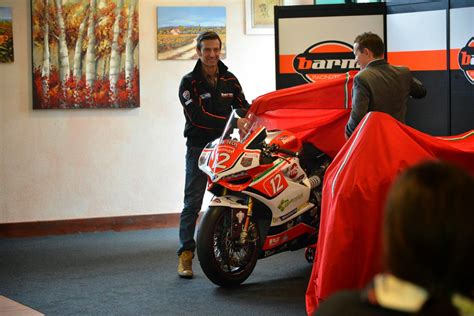 Superbike| Presentato il Team Barni Racing