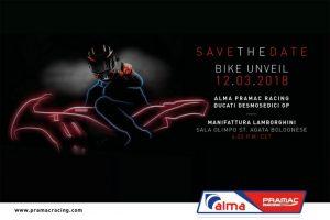 MotoGP | Pramac Racing, la presentazione allo stabilimento produttivo di Lamborghini