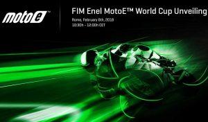 FIM MotoE   Presentato a Roma il campionato 2019