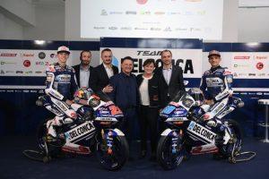 Moto3   Presentazione Del Conca Gresini Racing Team