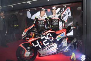 Moto2 | Presentazione Forward Racing Team
