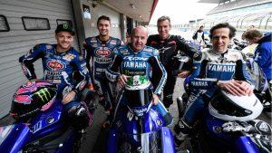 SBK| Presentato il Team Pata Yamaha a Portimao