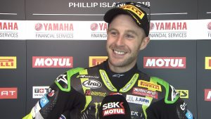 Superbike Yamaha Finance Australian Round, Gara2: Rea pensa già alla Thailandia