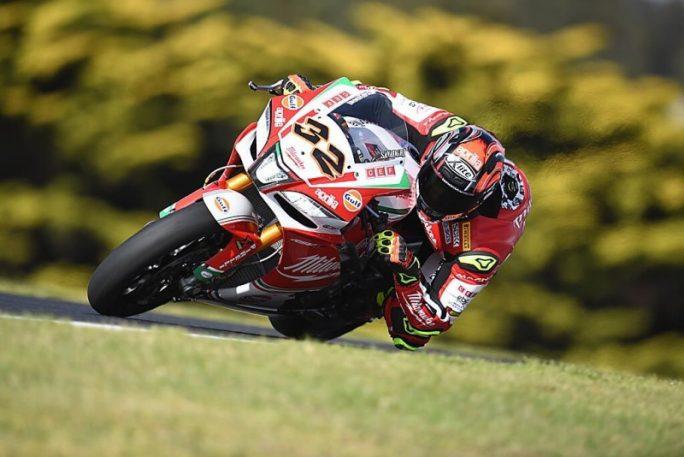 Superbike  Yamaha Finance Australian Round, FP3: Savadori rimane davanti a tutti
