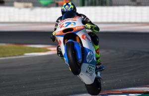 Moto2|Test IRTA Valencia Day 3: Baldassarri conclude in testa