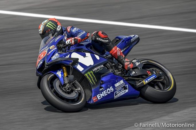 "MotoGP | Test IRTA Thailandia Day 2: Vinales, ""Ho avuto un buon ritmo"""