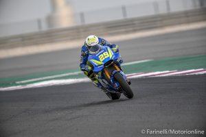 """MotoGP   Test IRTA Qatar Day 3: Iannone, """"Troppo debole per scendere in pista"""""""