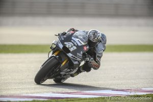 "MotoGP   Test IRTA Qatar Day 2: A.Espargarò, ""Stiamo facendo progressi"""