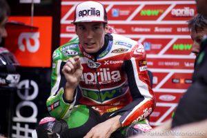 """MotoGP   GP Qatar Gara: Aleix Espargarò, """"Rallentati da un problema tecnico"""""""