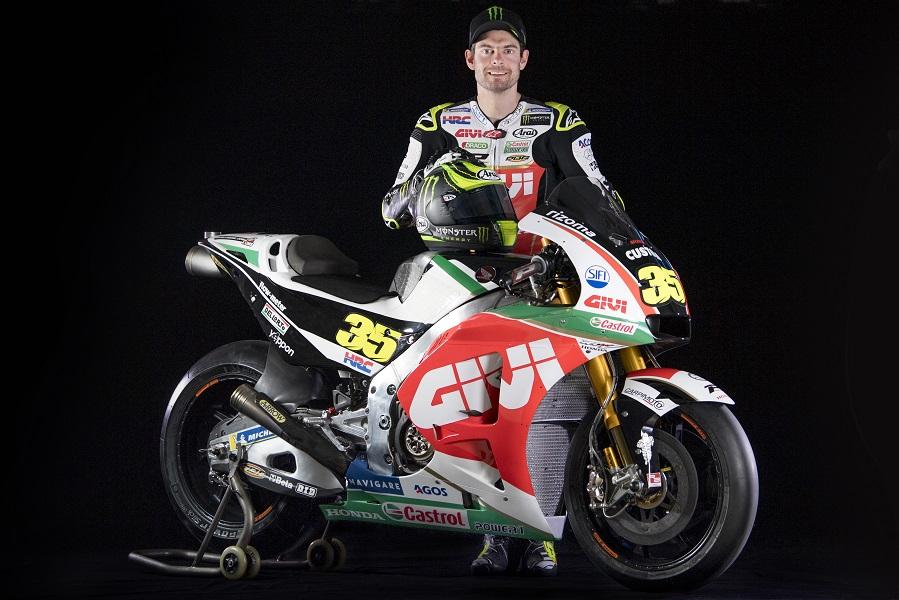 MotoGP   Presentate le livree del team LCR