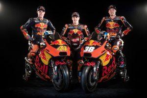 MotoGP | Presentata a Salisburgo la nuova KTM RC16