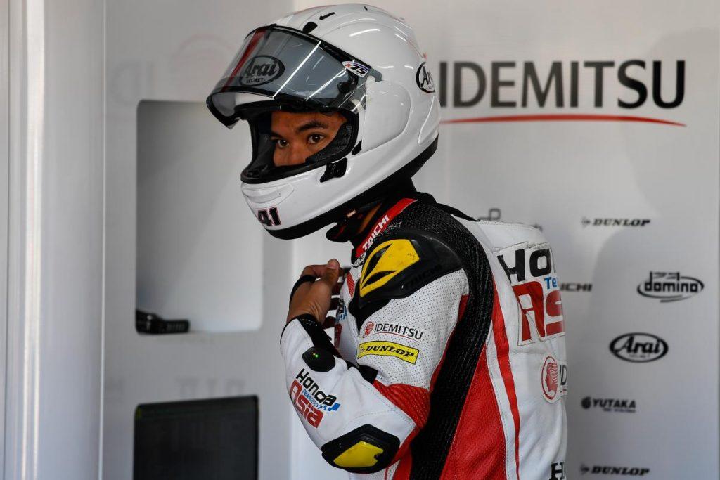 Moto3 Test Jerez Day 3 | Atiratphuvapat al comando