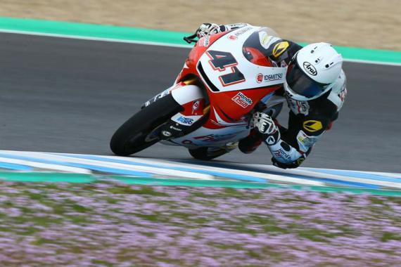 Moto3 Test Jerez Day 3   Atiratphuvapat chiude la giornata davanti a tutti