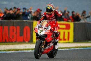 Superbike Motul Thai Round, Gara2: vittoria autorevole per Chaz Davies