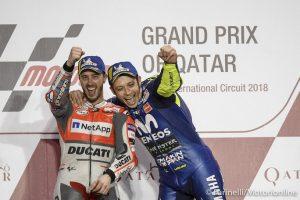 MotoGP   Gp Qatar: Rivivi le emozioni della gara attraverso la nostra Gallery