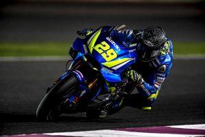 """MotoGP   Test IRTA Qatar Day 1: Iannone, """"Ottimo feeling con l'anteriore"""""""
