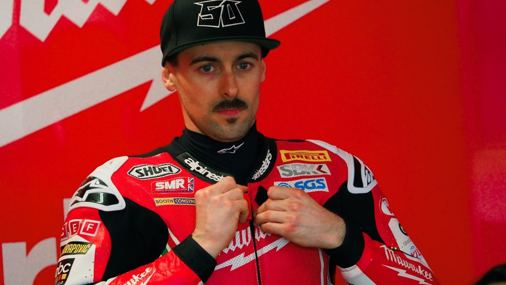 Superbike| Eugene Laverty è fuori causa fino a Donington