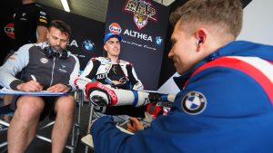 Superbike| Piccola frattura alla spalla per Loris Baz