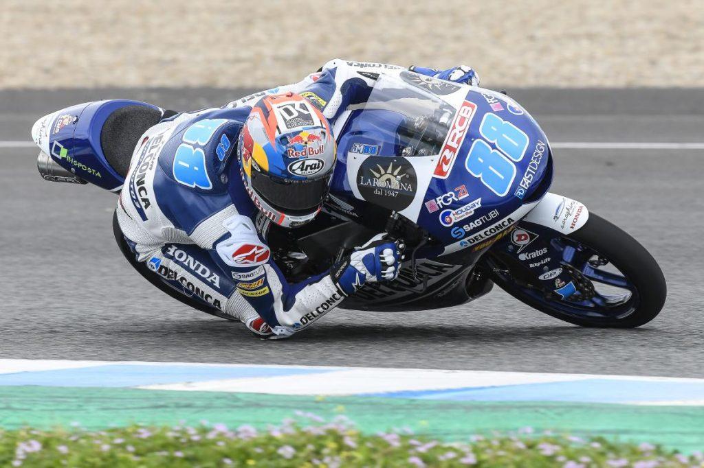 Moto3 Test Jerez Day 2 |Martin il più veloce di giornata