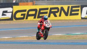 Superbike| Motul Thai Round, FP: buone sensazioni per Melandri