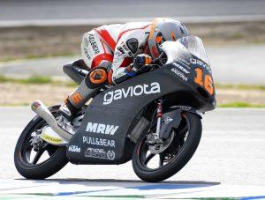 Test IRTA Moto3 Jerez | Migno al comando, terzo Arbolino