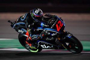 Moto2 | Gp Qatar Gara: Bagnaia Baldassarri show, doppietta tricolore