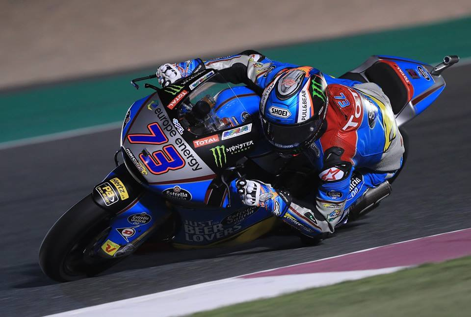 Moto2 | Gp Qatar Qualifiche: Marquez in pole, ma Baldassarri e Bagnaia sono lì