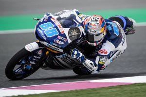 Moto3 | Gp Qatar, FP2: Martin da record, ottimo Antonelli secondo
