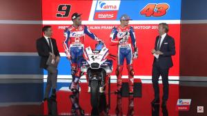 """MotoGP   Presentazione Ducati Pramac: Petrucci, """"Con questa moto viene tutto più facile"""""""