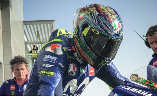 MotoGP   Test IRTA Qatar Day 1, ore 15:  Rossi precede Dovizioso e Iannone