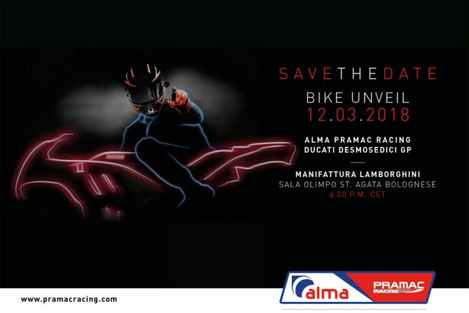 MotoGP | Presentazione live streaming del team Ducati Pramac