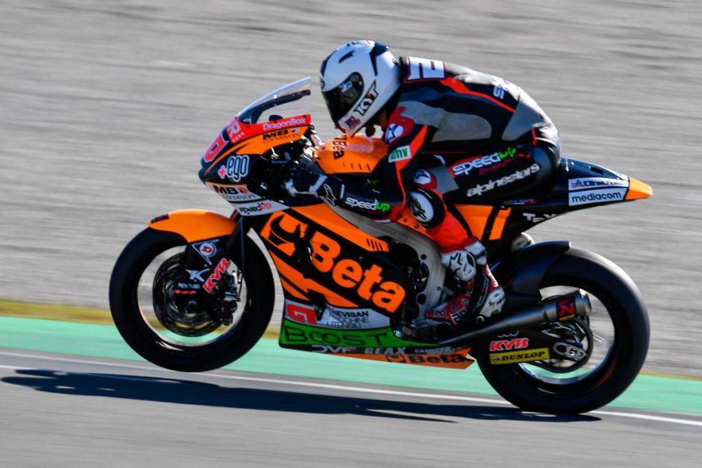 Moto2 Test Jerez Day 3 | Quartararo il più veloce, quinto Fuligni