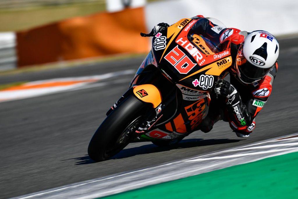 Moto2 Test Jerez Day 3   Quartararo conclude i test al top
