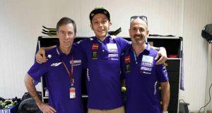 MotoGP | Gp Qatar, ufficiale: Valentino Rossi rinnova con Yamaha