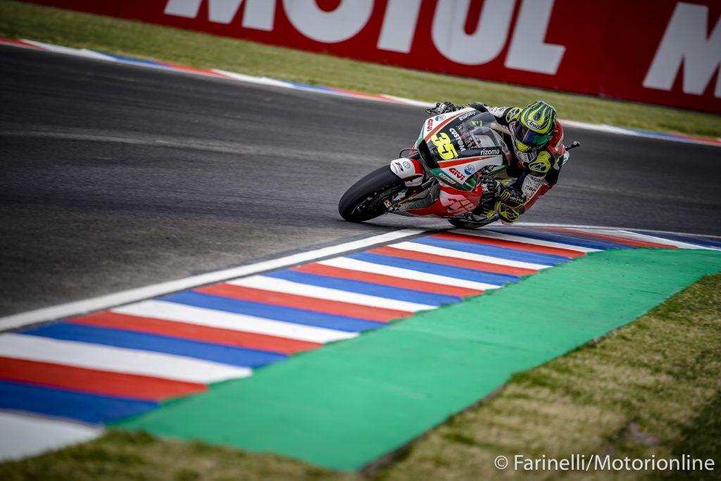 "MotoGP | GP Argentina, Gara: Cal Crutchlow, ""Che gioia vincere a Termas!"""