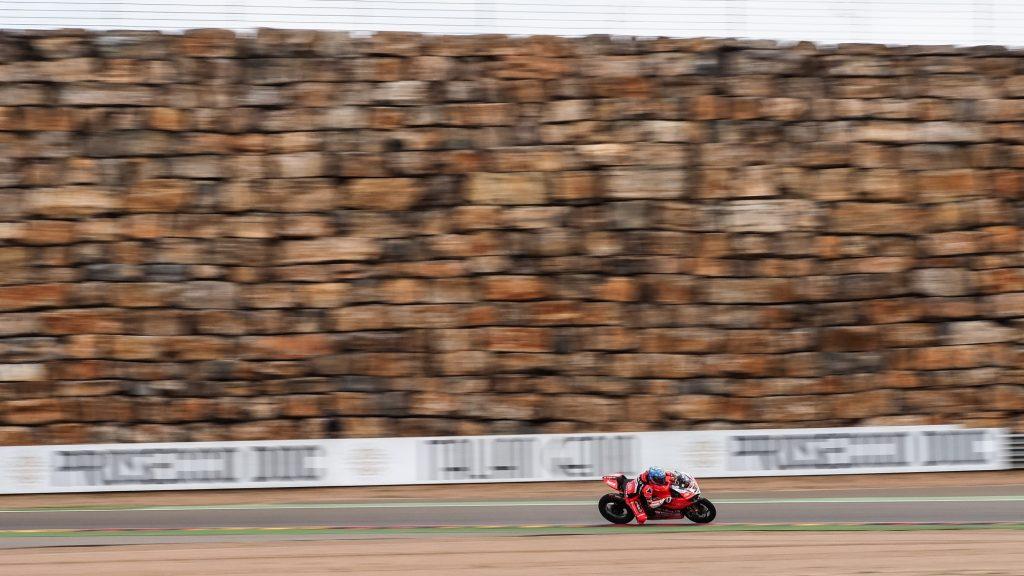 SBK | Pirelli Aragon Round, FP3: Melandri si conferma al top
