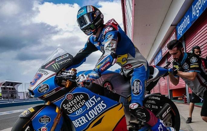 Moto2 | Gp Argentina FP2: Il meteo fa le bizze, Alex Marquez è il migliore