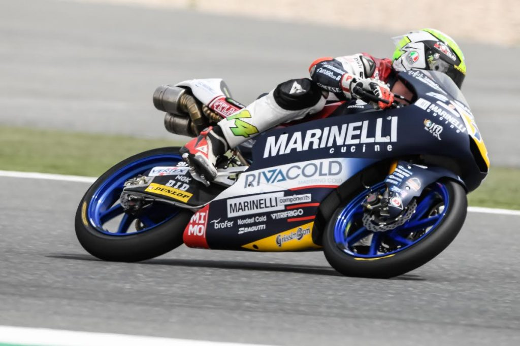 "Moto3 | Gp Argentina, preview: Arbolino, ""Voglio far bene"""