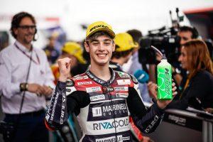 """Moto3   Gp Argentina Qualifiche: Arbolino, """"Sono contentissimo"""""""