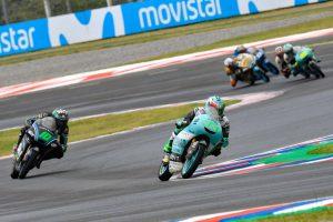 """Moto3   Gp Argentina Gara: Bastianini, """"Non è il risultato che volevo"""""""