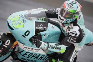 Moto3 | Gp Argentina Warm Up: Bastianini il migliore sul bagnato