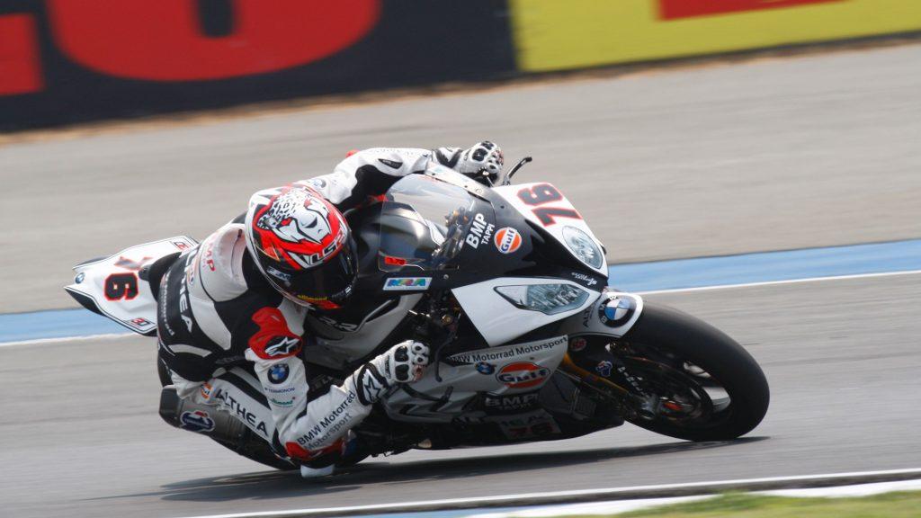 Superbike   Pirelli Aragon Round: Baz con BMW è pronto per il Motorland