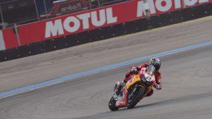 SBK | Pirelli Aragon Round: Camier punta al podio con Honda
