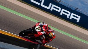 SBK | Pirelli Aragon Round, Gara 2: Davies si riprende la vittoria